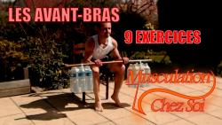 9 exercices pour muscler ses avant-bras chez soi