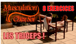 8 exercices pour muscler ses triceps