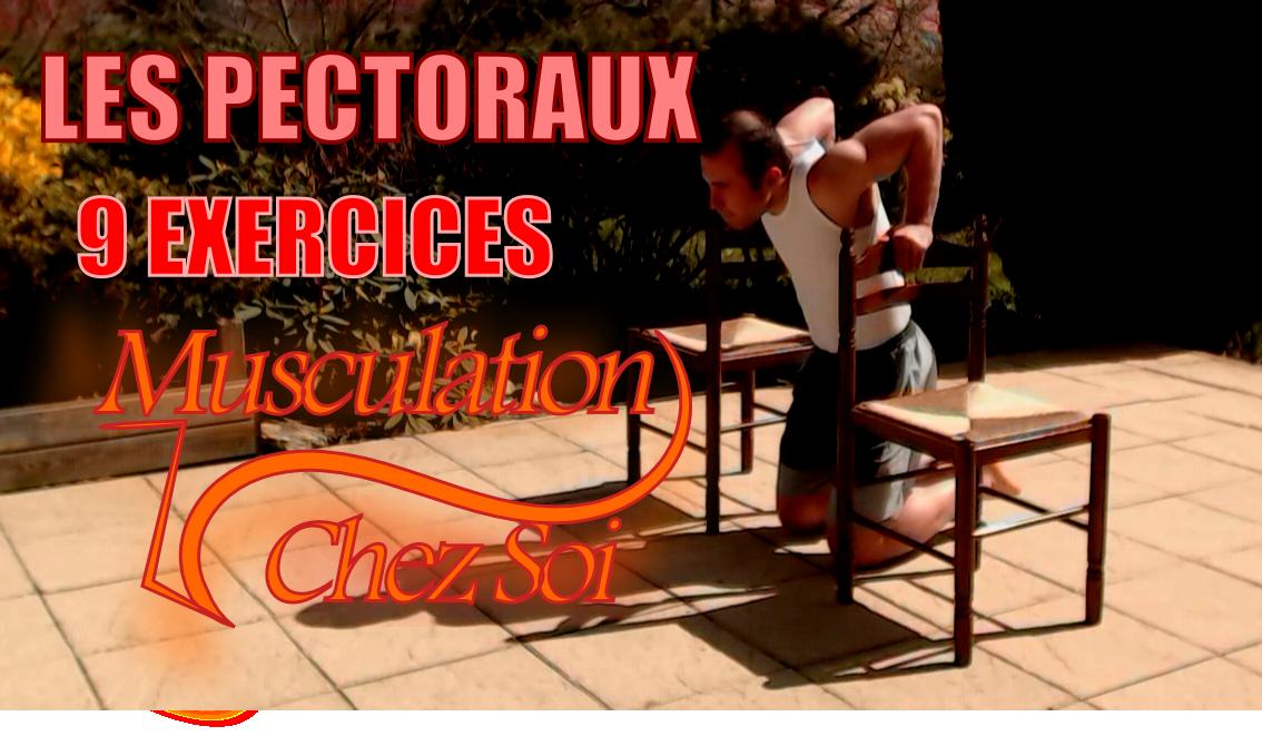 9 exercices pour muscler ses pectoraux