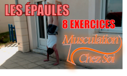 8 exercices pour muscler ses épaules