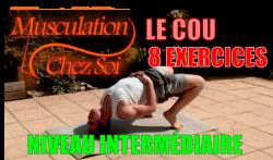 8 exercices pour muscler le cou