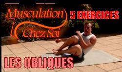 5 exercices pour travailler les obliques