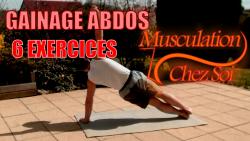 12 exercices abdos pour débutant et confirmé
