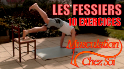 10 exercices pour muscler les fessiers