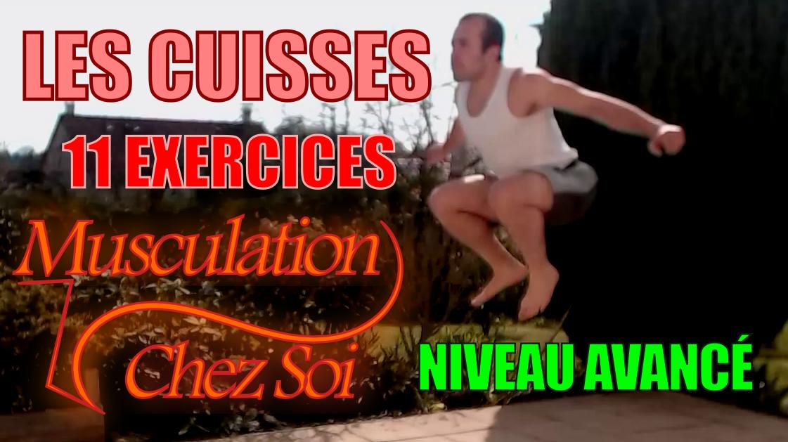 11 exercices pour muscler les cuisses