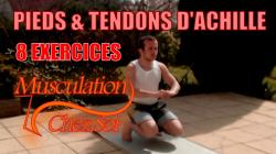 8 exercices pour muscler les pieds (et les tendons d'Achille)