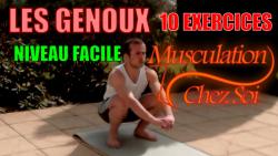 10 exercices pour renforcer les genoux