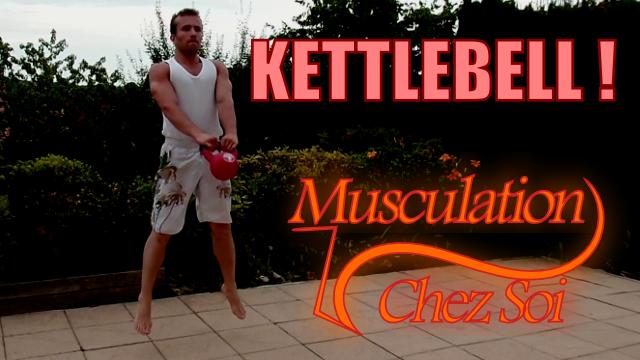 Kettlebelt exercices pour les cuisses