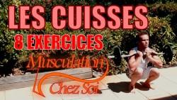 Exercices pour muscler les cuisses