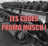 Code promo musculation & sport