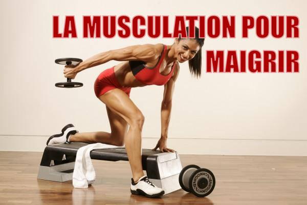 Maigrir avec la musculation