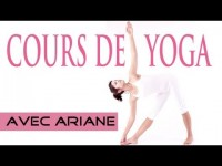Yoga cours en ligne 001