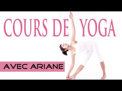 cours de yoga pour d butant avec ariane 001. Black Bedroom Furniture Sets. Home Design Ideas