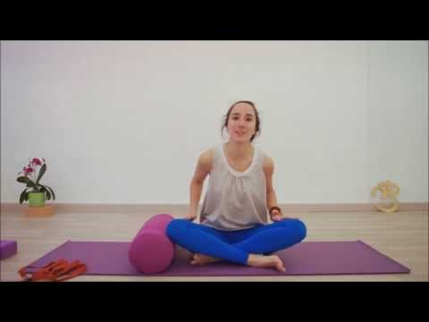 Yoga contre la douleur au dos