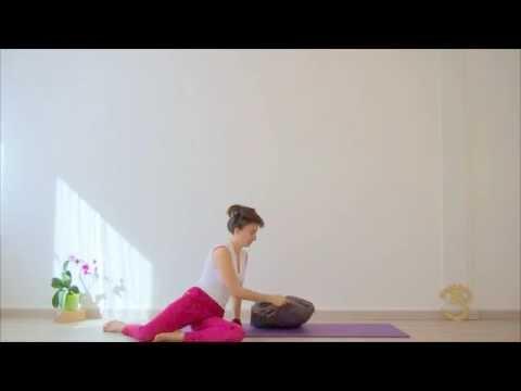 Poustures de yoga Sivananda-