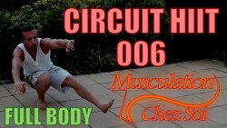 Entraînement circuit Full Body