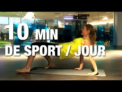 Fitness 10 minutes